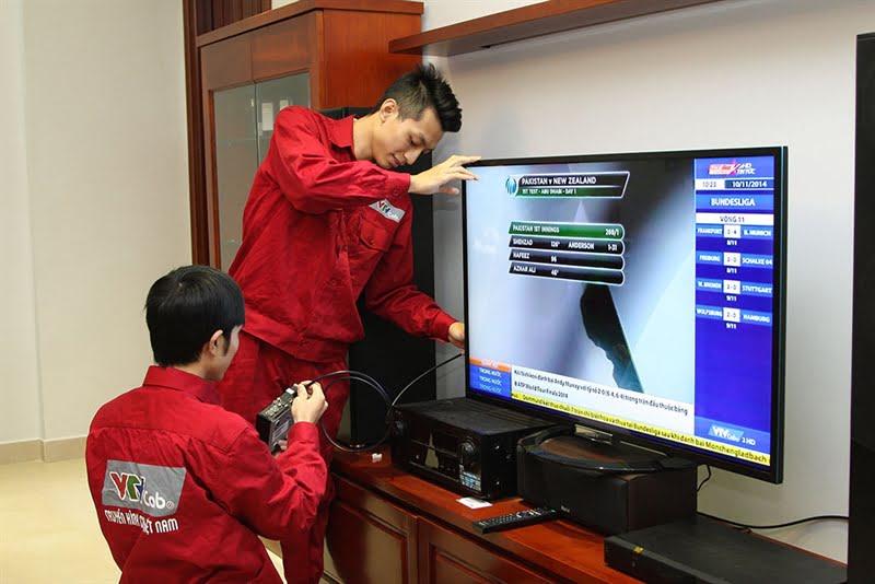 Dịch vụ truyền hình cáp cơ bản của VTVcab Tân Phú