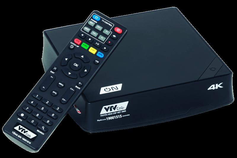 FUTURE - Đầu thu 4K của VTVcab - 8 lí do vì sao bạn chọn đầu thu 4K của VTVCab