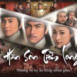 """30 tập phim """"Hàn Sơn tiềm long"""", phát sóng lần đầu tiên trên SCTV9, vào lúc 19h từ thứ Hai đến thứ Sáu, bắt đầu từ ngày 06/01/2020"""