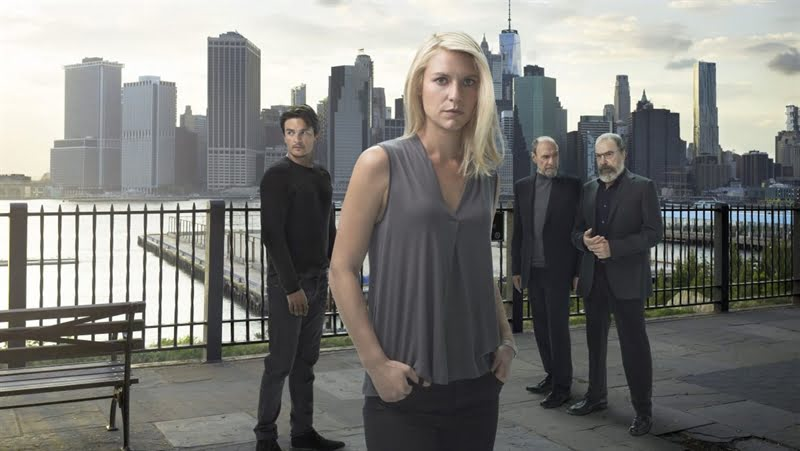 HOMELAND (Mùa 8) trên kênh FX của VTVcab 2020