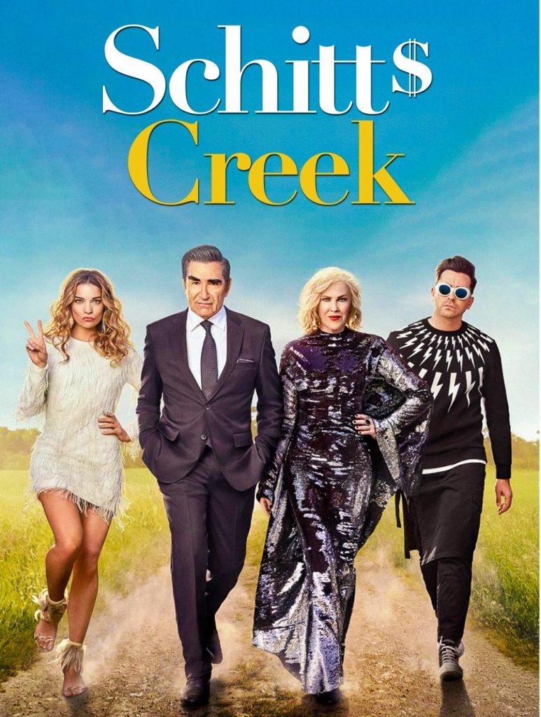 SCHITT'S CREEK (Mùa 5) trên kênh FX của VTVcab