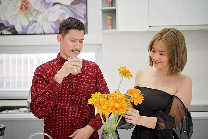 Phim khi mẹ chồng làm dâu - kênh HTV9 HD lúc 18h10 từ thứ 2 - thứ 5